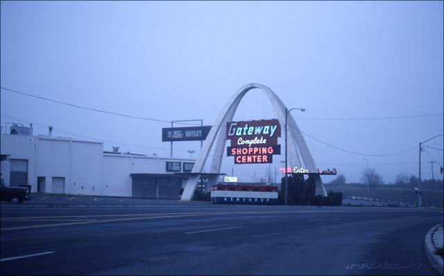 Gateway Complete Shopping Center, Portland, Oregon